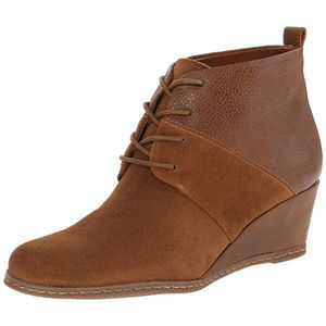 Franco Sarto Womens Albi Leather Boots